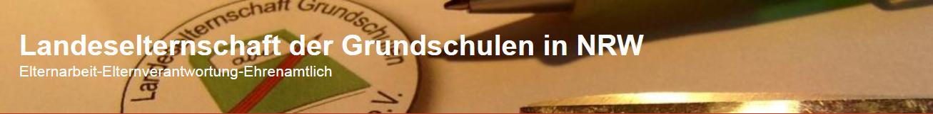 Landeselternschaft der Grundschulen  in NRW